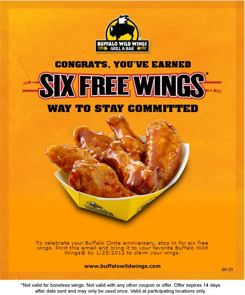 Wings up coupons burlington