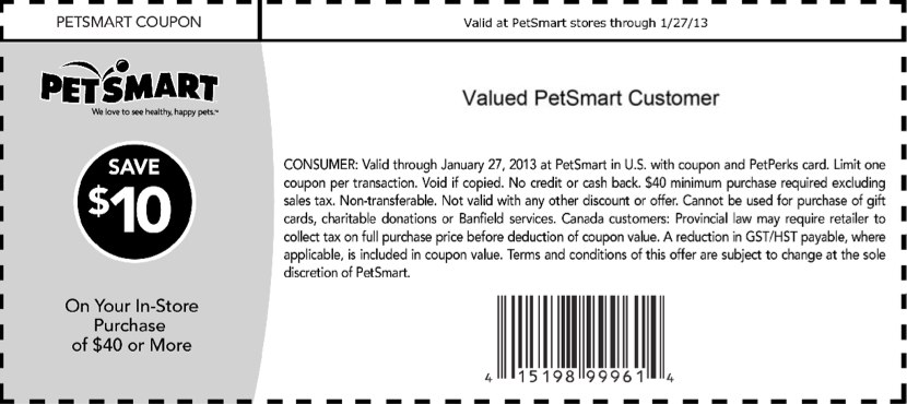 Oohey Printable Coupons And Coupon Codes For Thousands Of Stores Print Coupon Petsmart 10 Off 40 Printable Coupon
