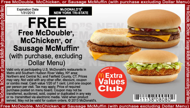 For the ultimate fast and easy all-American meal, follow the golden arches to McDonald's. Founded in , McDonald's has been feeding families all over the world for a great price. From tasty burgers to chicken nuggets, the menu at McDonald's never disappoints.