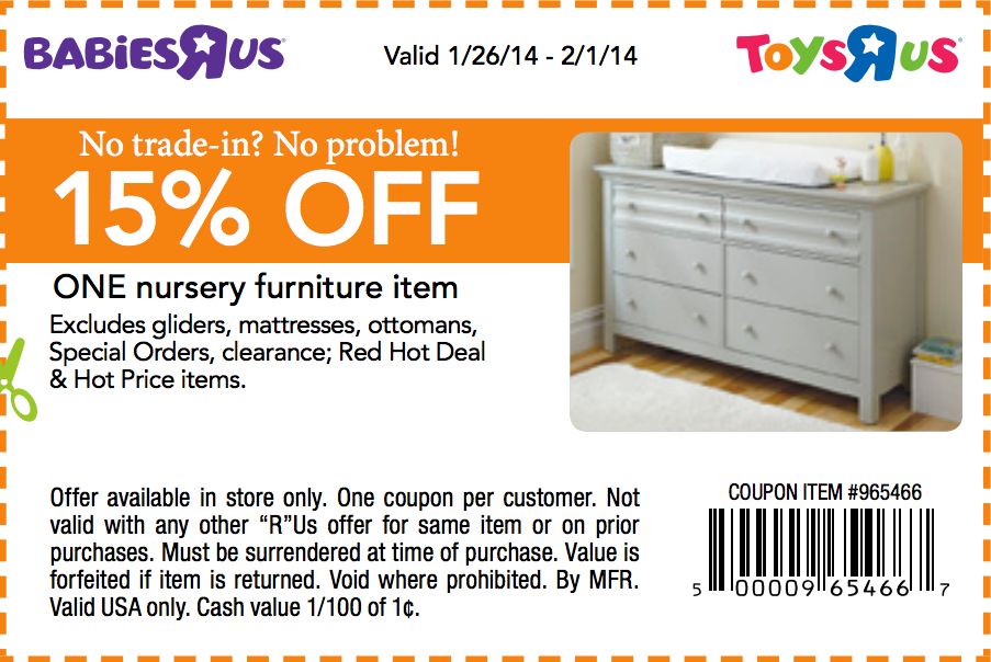 image relating to Printable Toysrus Coupon known as 15 off toys r us printable coupon : Ninja cafe nyc discount coupons