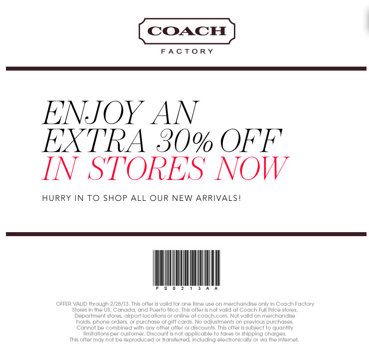 Coach Black Friday Promo Code