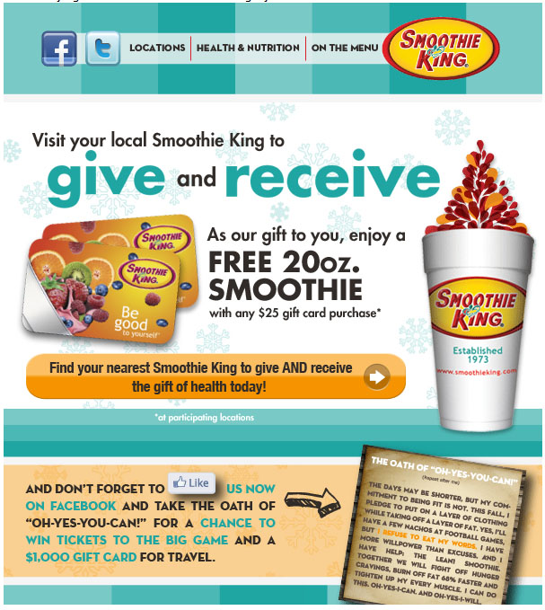 Smoothie King Anchorage County. Use our site to find the Address and Phone Number for Smoothie King in Anchorage County, AK. Look for the Hours of Operation for Smoothie King and read the customer reviews so you have the info you need.