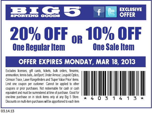photo regarding Big 5 Coupons Printable known as Large 5 coupon december 2018 : Playstation as well as freebies september