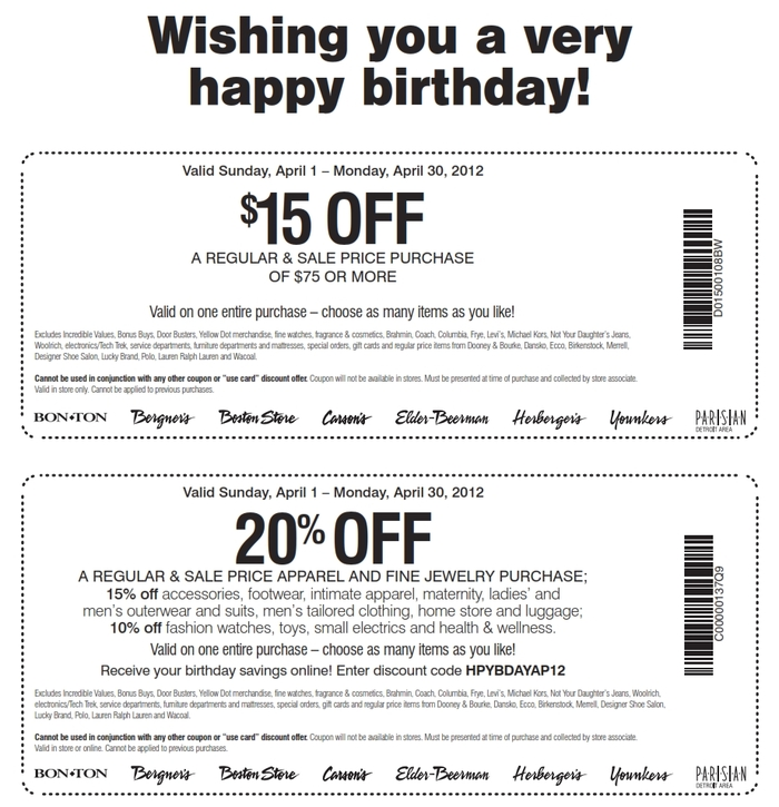 photograph about Herbergers Printable Coupons identify Herbergers printable discount codes may perhaps 2018 - Black friday specials