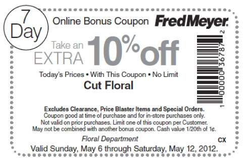 Fred meyer electronics coupons printable