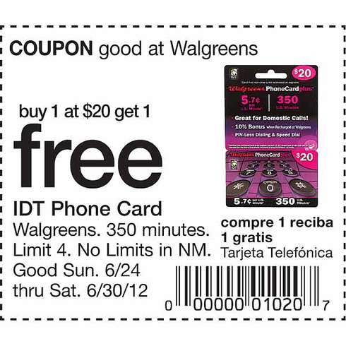 Walgreens photo card coupon code