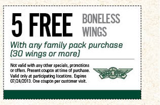 photo relating to Wingstop Coupons Printable identified as Wingstop printable coupon codes : Shoe carnival mayaguez