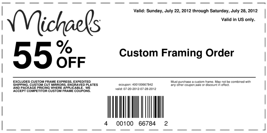 Senior art supplies discount coupon