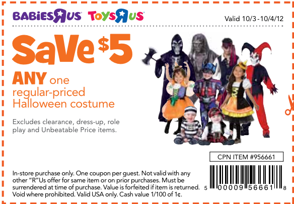 Halloween costumes com coupon code
