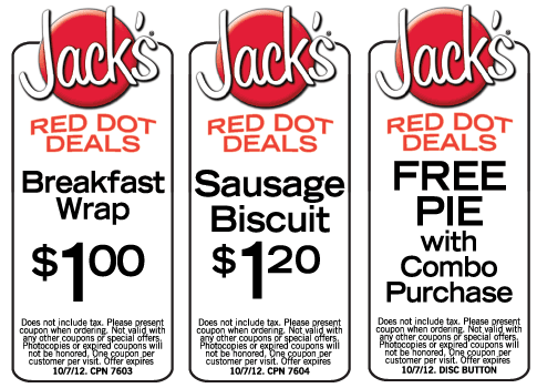 jack s coupons online