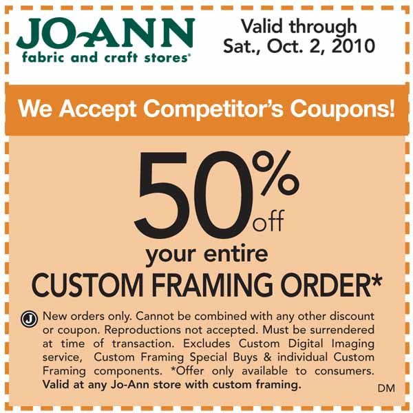 Frame it easy coupon code