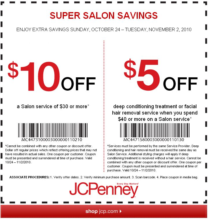 Today's Best JCPenney Deals