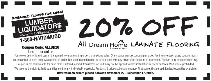 printable coupon lumber liquidators