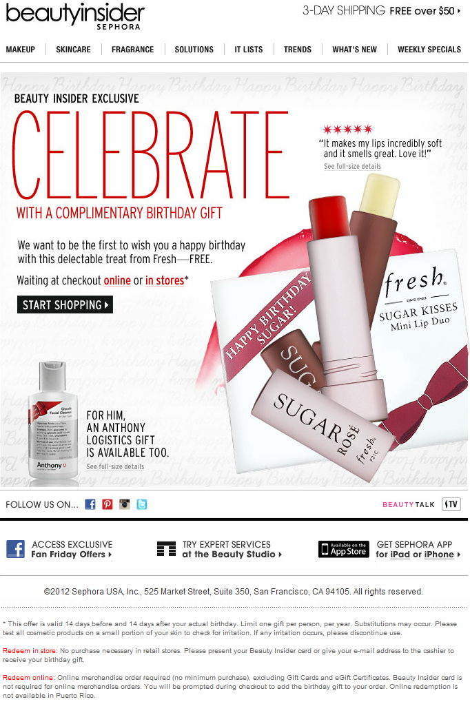 photo about Sephora Printable Coupons titled Sephora printable coupon codes january 2018 / Rj reynolds coupon
