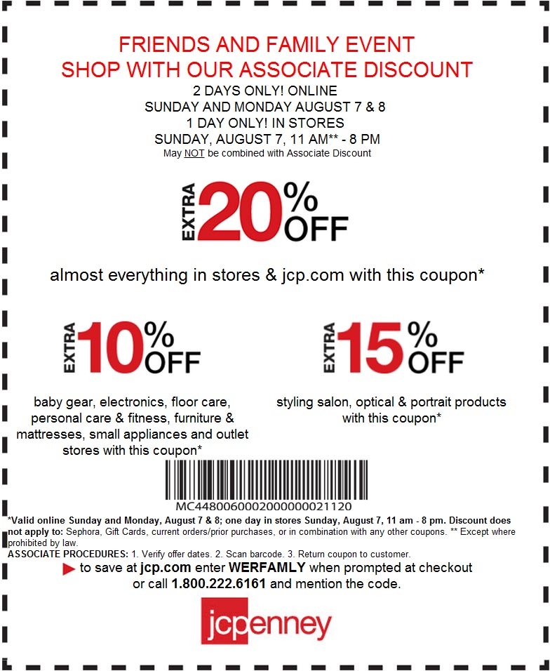 It is a photo of Trust Printable Coupon Jcpenney