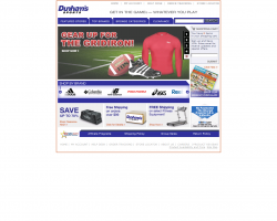 Dunhams Sports Promo Coupon Codes and Printable Coupons