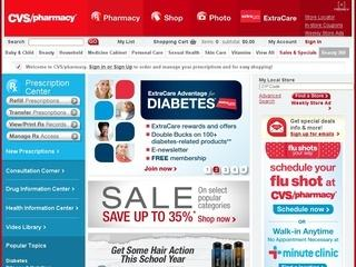 CVS Pharmacy Promo Coupon Codes and Printable Coupons