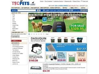 TSCPets.com Promo Coupon Codes and Printable Coupons