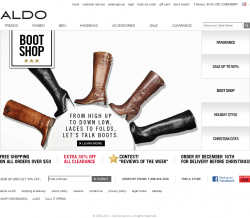 Aldo Promo Coupon Codes and Printable Coupons