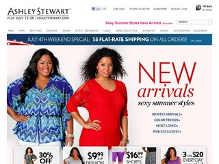 Ashley Stewart Promo Coupon Codes and Printable Coupons