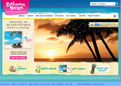 Bahama Breeze Promo Coupon Codes and Printable Coupons