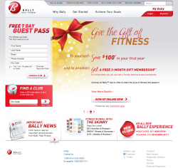 Bally Total Fitness Promo Coupon Codes and Printable Coupons