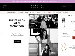 Barneys New York Promo Coupon Codes and Printable Coupons