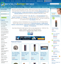 BrooklynBatteryWorks.com Promo Coupon Codes and Printable Coupons