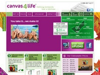 Canvas4Life Promo Coupon Codes and Printable Coupons