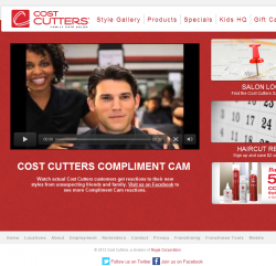 Cost Cutters Promo Coupon Codes and Printable Coupons