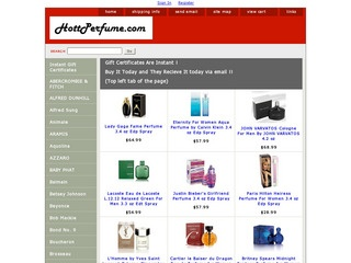 HottPerfume Promo Coupon Codes and Printable Coupons