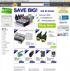 inkfarm Promo Coupon Codes and Printable Coupons