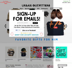 Urban Outfitters Promo Coupon Codes and Printable Coupons