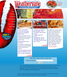 Weathervane Seafood Promo Coupon Codes and Printable Coupons