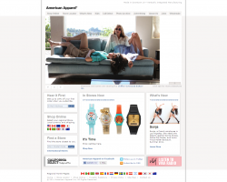 American Apparel Promo Coupon Codes and Printable Coupons