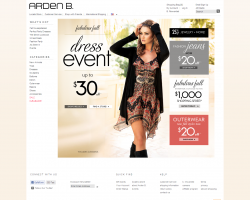 Arden B Promo Coupon Codes and Printable Coupons