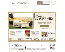 Ballard Designs Promo Coupon Codes and Printable Coupons