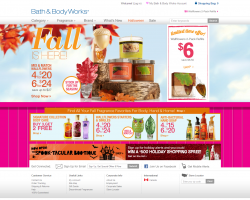 Bath and Body Works  Promo Coupon Codes and Printable Coupons