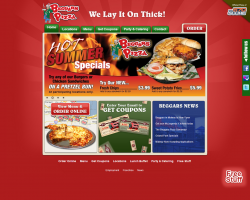 Beggars Pizza Promo Coupon Codes and Printable Coupons