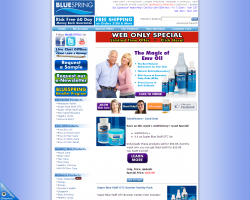 Blue Spring wellness Promo Coupon Codes and Printable Coupons