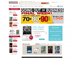 Borders.com Promo Coupon Codes and Printable Coupons