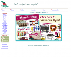 Christmas Tree Shops Promo Coupon Codes and Printable Coupons