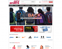 City Sports Promo Coupon Codes and Printable Coupons