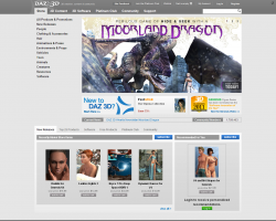 DAZ 3D Promo Coupon Codes and Printable Coupons