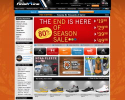 Finishline.com Promo Coupon Codes and Printable Coupons