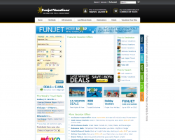 Funjet Vacations Promo Coupon Codes and Printable Coupons