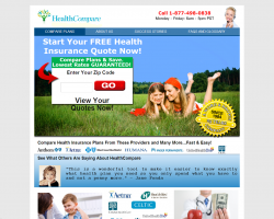 HealthCompare Insurance Services Promo Coupon Codes and Printable Coupons