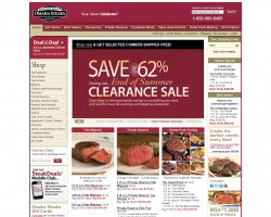 OmahaSteaks.com Promo Coupon Codes and Printable Coupons