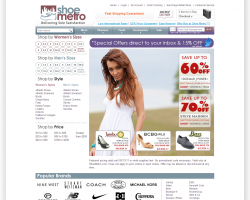 Shoe Metro Promo Coupon Codes and Printable Coupons