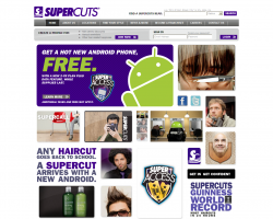 Create a profile at Supercuts and get a coupon to Save $ off a regularly priced Adult Supercut to use within the next month. You will need to select your specific location and you'll continue to get $ off coupons with each reminder email.